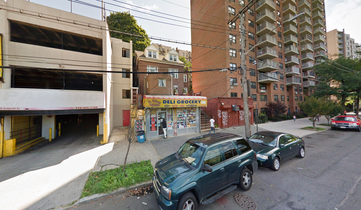 1526 Sedgwick Avenue, via Google Maps