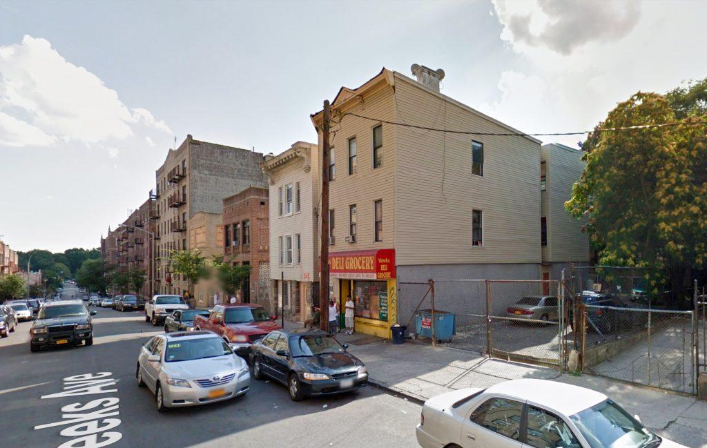 1777 Weeks Avenue, via Google Maps