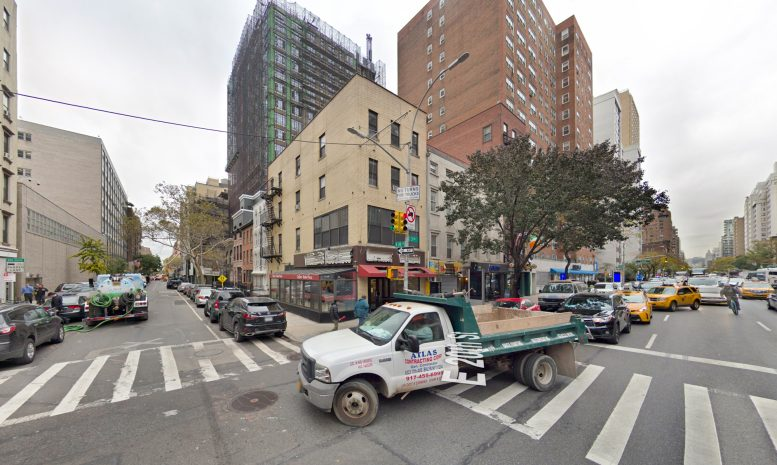 200 East 20th Street, via Google Maps
