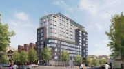2050 Grand Concourse, rendering courtesy Unique People Services