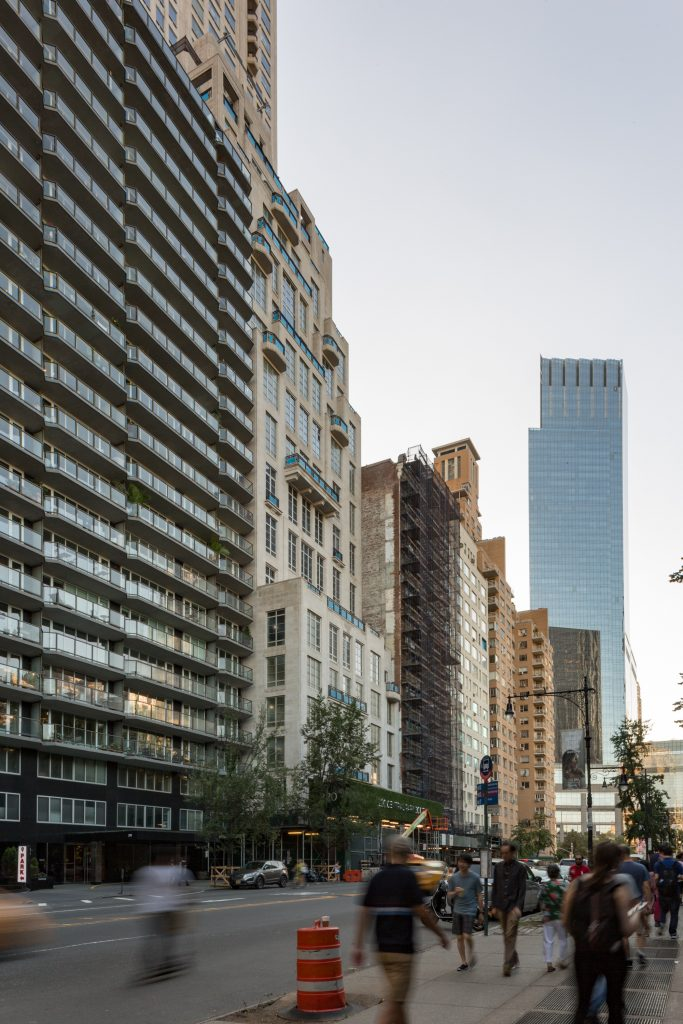 220 Central Park South Villas, image by Andrew Campbell Nelson