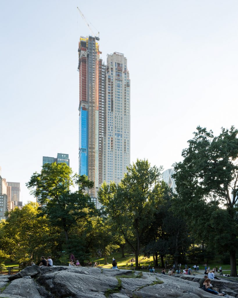 220 Central Park South, image by Andrew Campbell Nelson