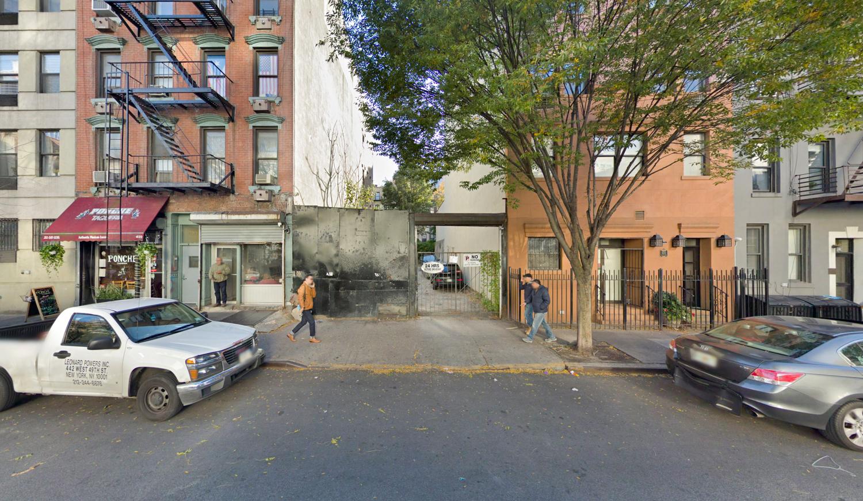 422 West 49th Street, via Google Maps
