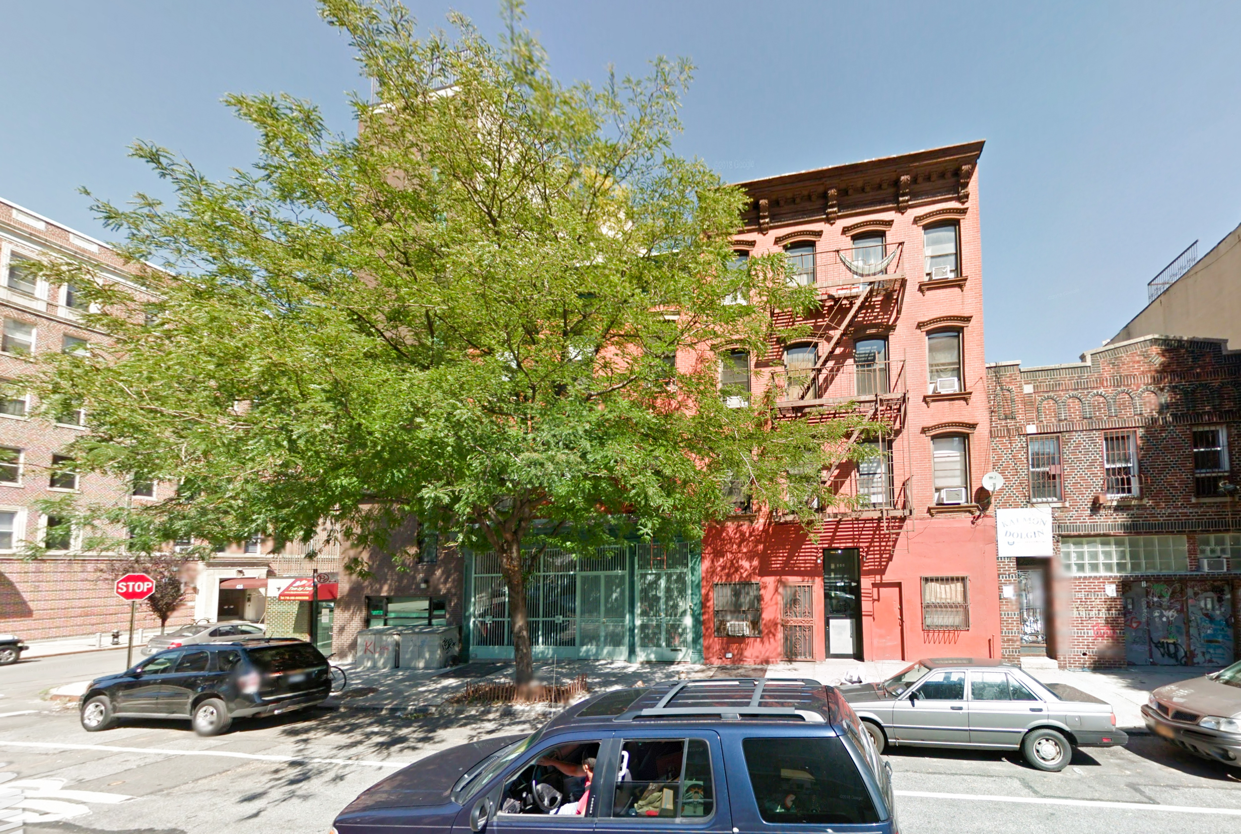 445 Grand Avenue, via Google Maps