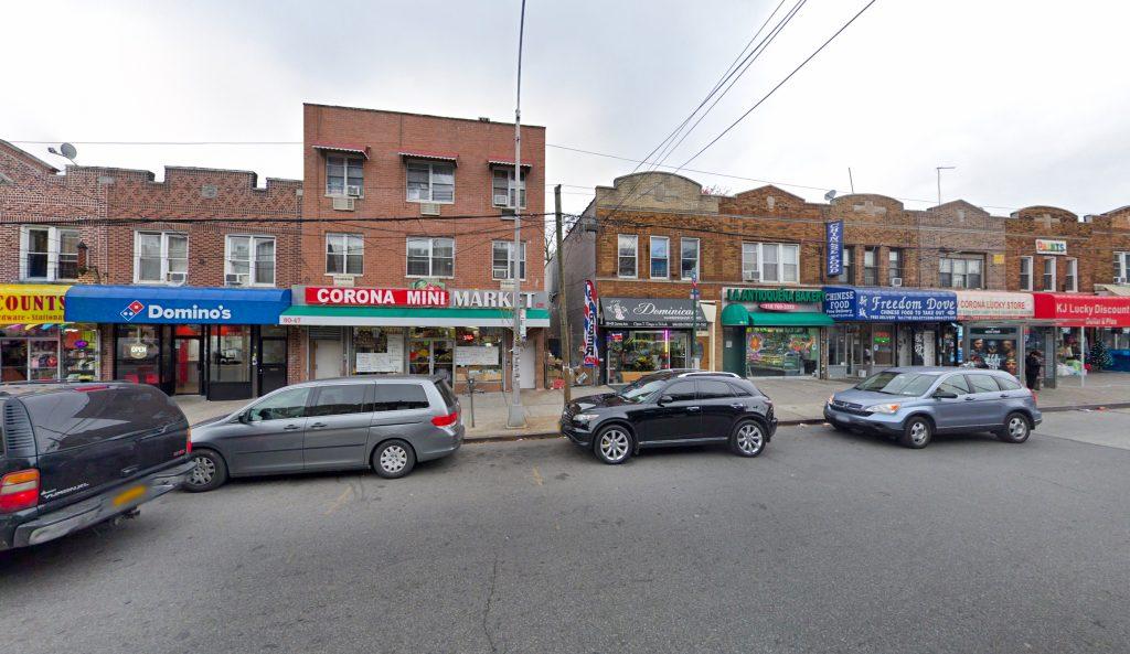 47-11 90th Street size, via Google Maps