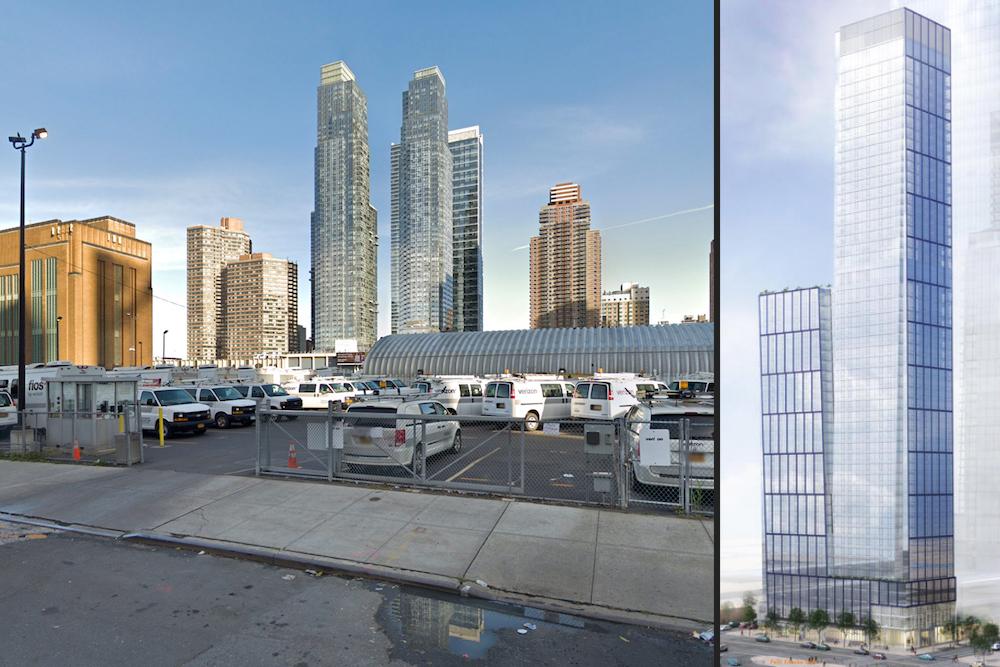 555 West 38th Street, via Google Maps