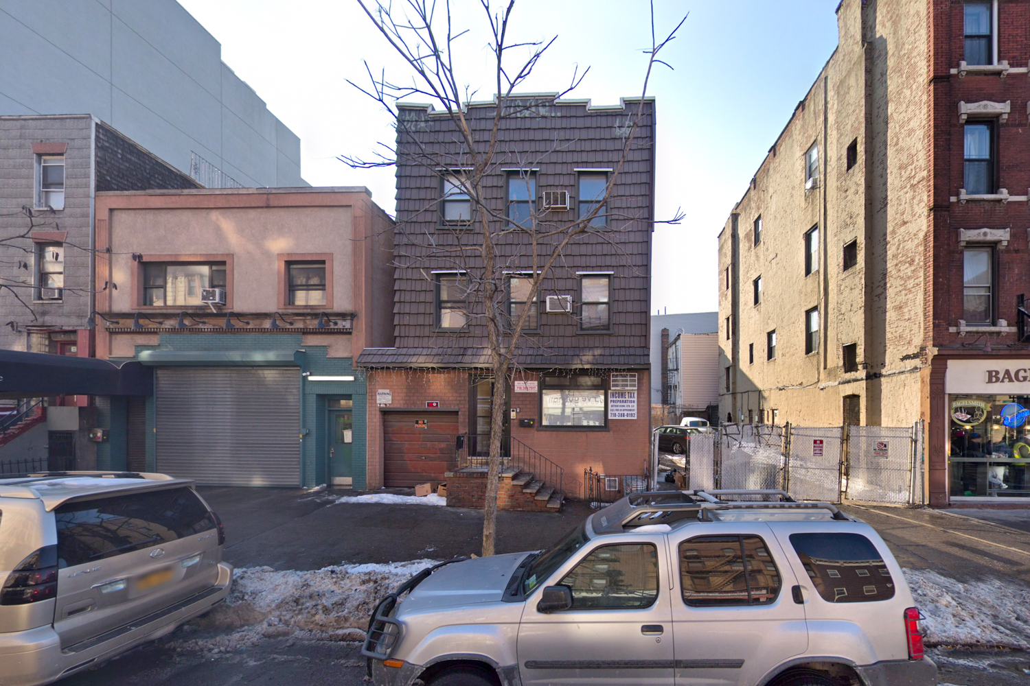 596 Metropolitan Avenue, via Google Maps