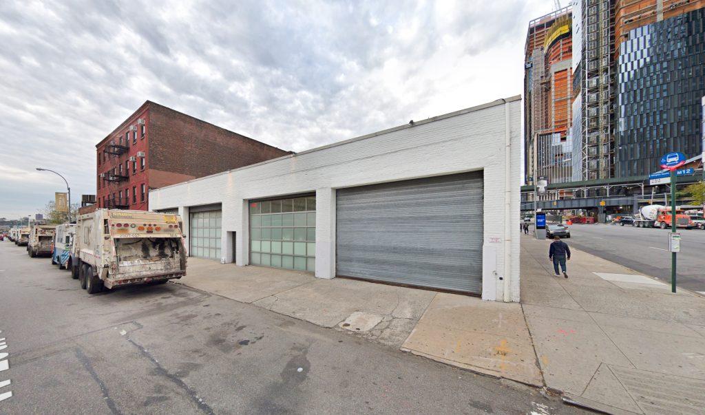 601 West 29th Street circa 2017, via Google Maps