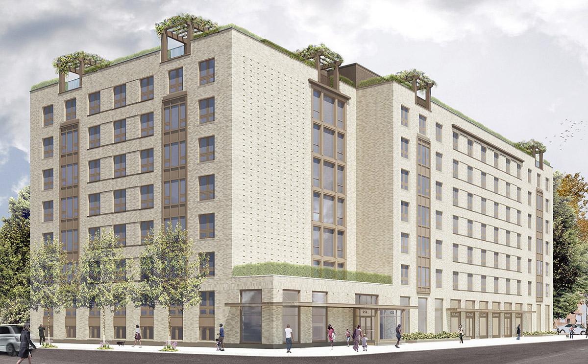 Robert A M Stern Designed 3 Livonia Avenue Set To Break Ground In Brownsville Brooklyn
