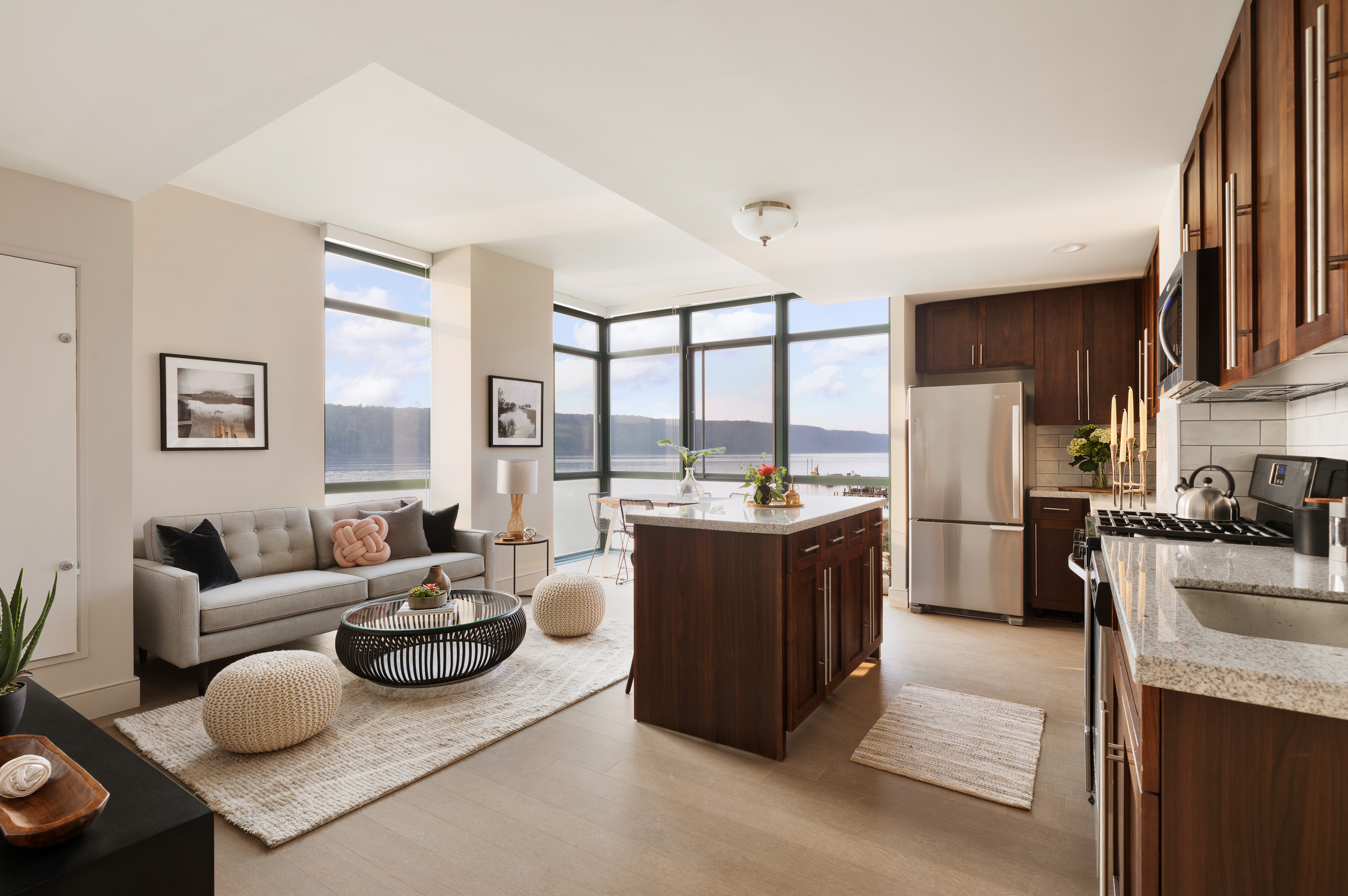Leasing Begins for 63 Wells Avenue AKA The River Club at