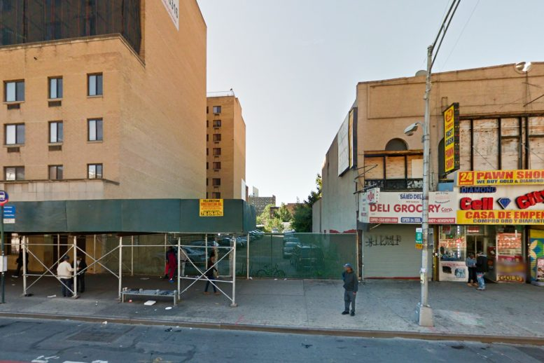 110 East 125 Street, via Google Maps