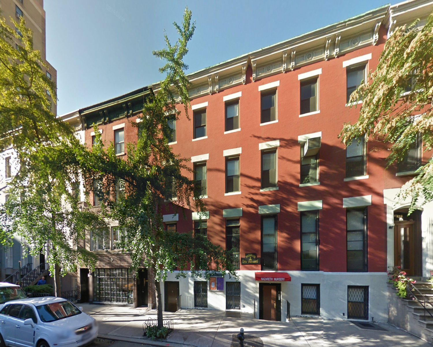 214 West 15th Street, via Google Maps
