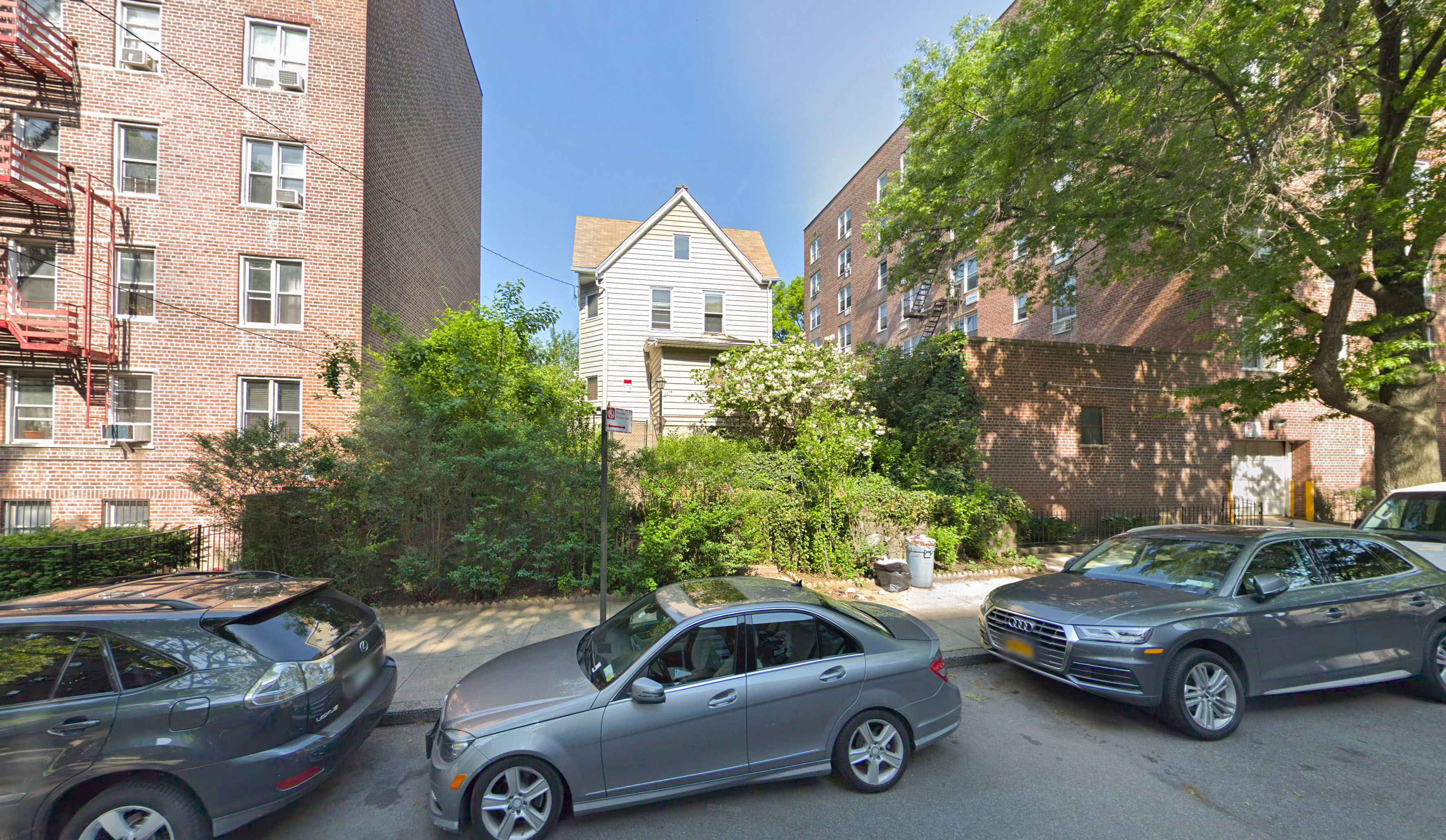 2279 Barker Avenue, via Google Maps