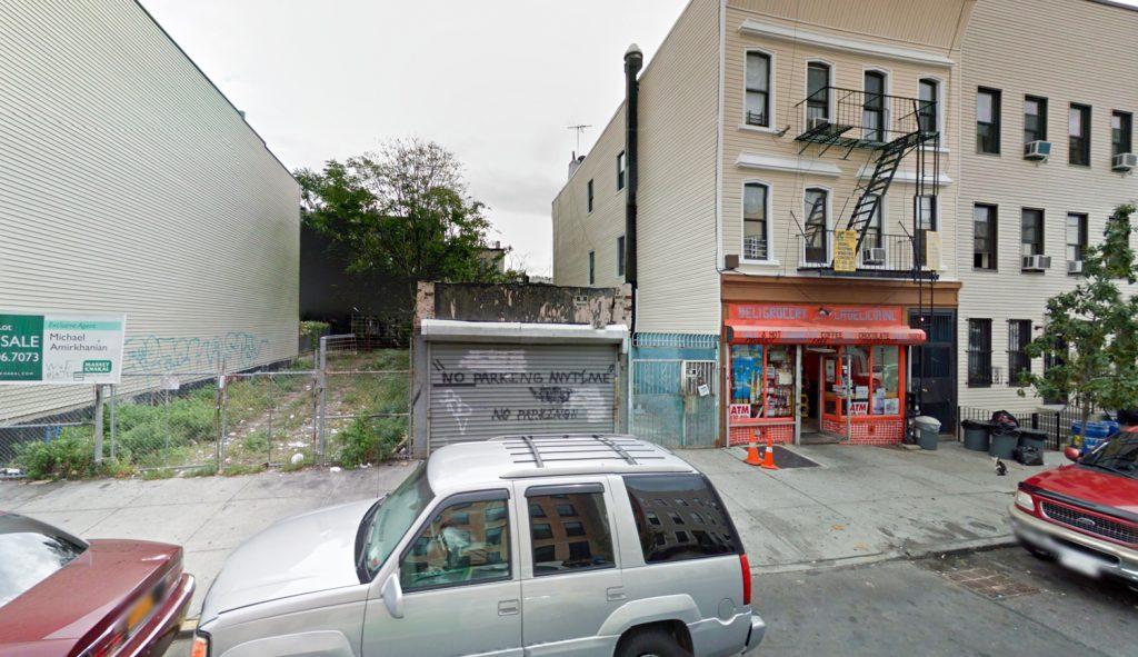 272 Jefferson Street, via Google Maps