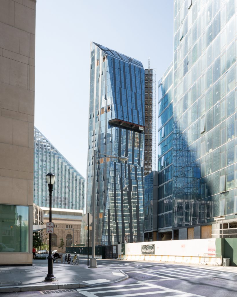 3 Waterline Square, image by Andrew Campbell Nelson