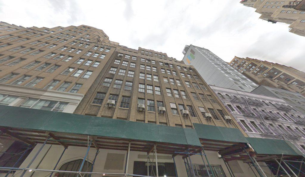 335 West 35th Street, via Google Maps