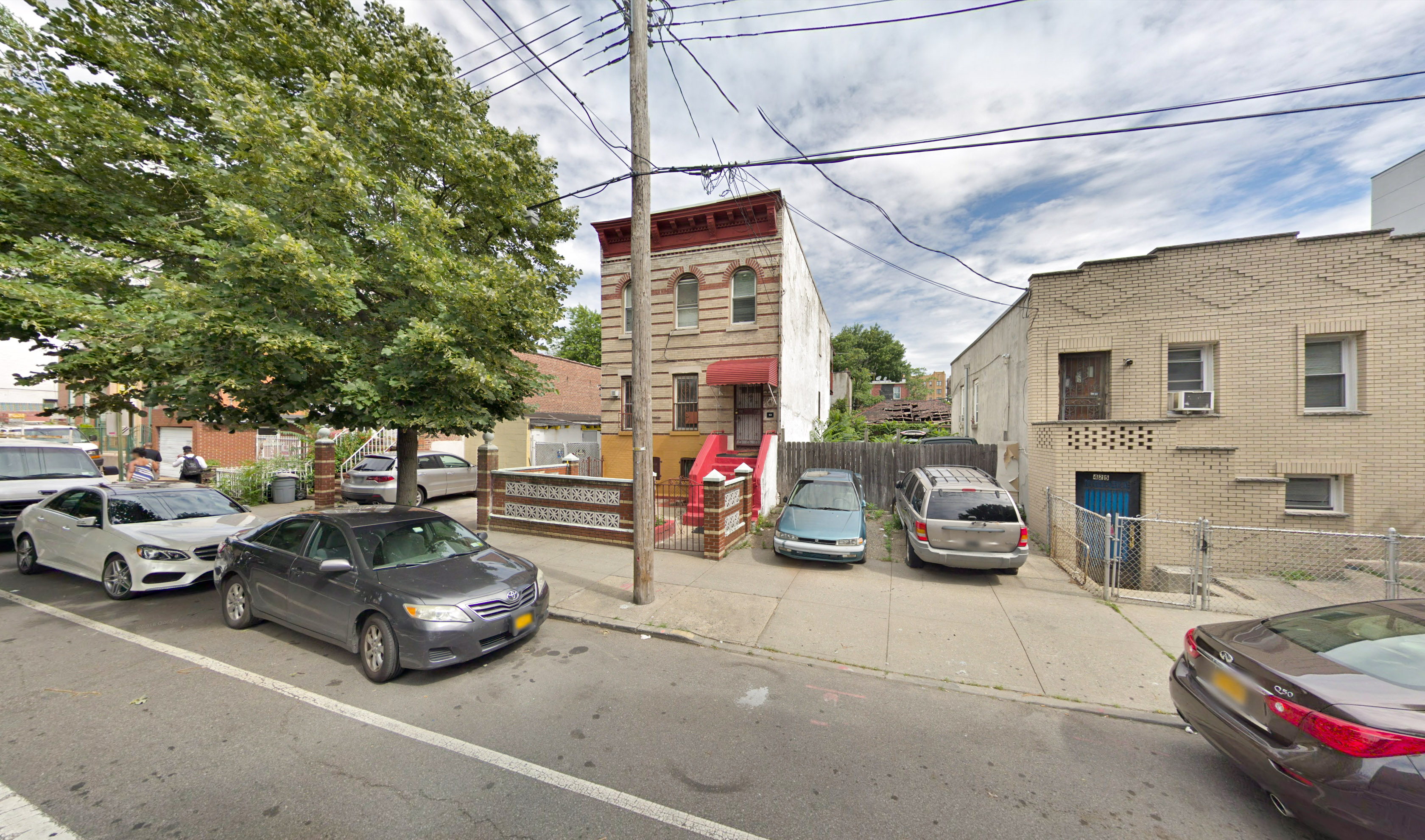 421 Maple Street, via Google Maps