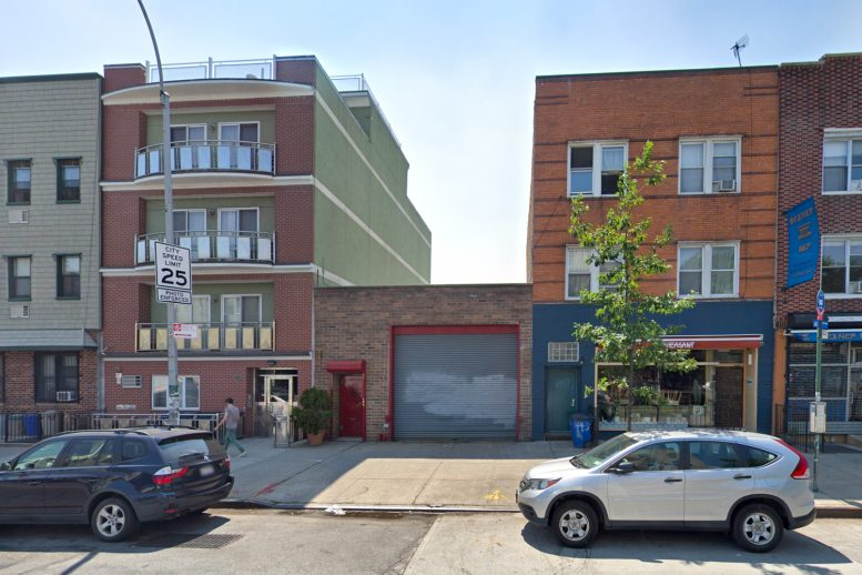 443 Graham Avenue, via Google Maps