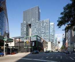 606 West 57th Street, image by Andrew Campbell Nelson