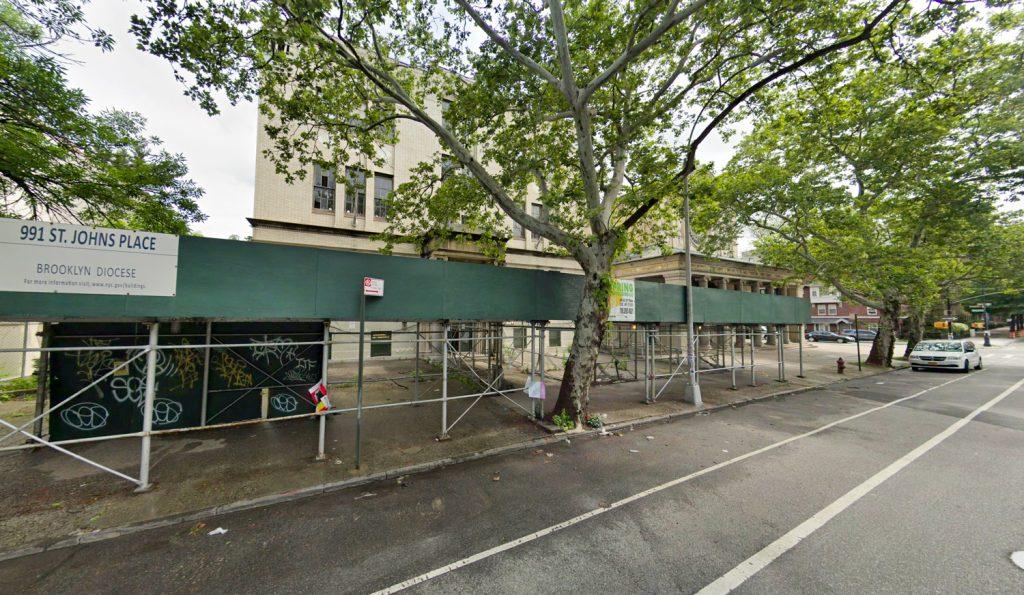 991 Saint Johns Place, via Google Maps