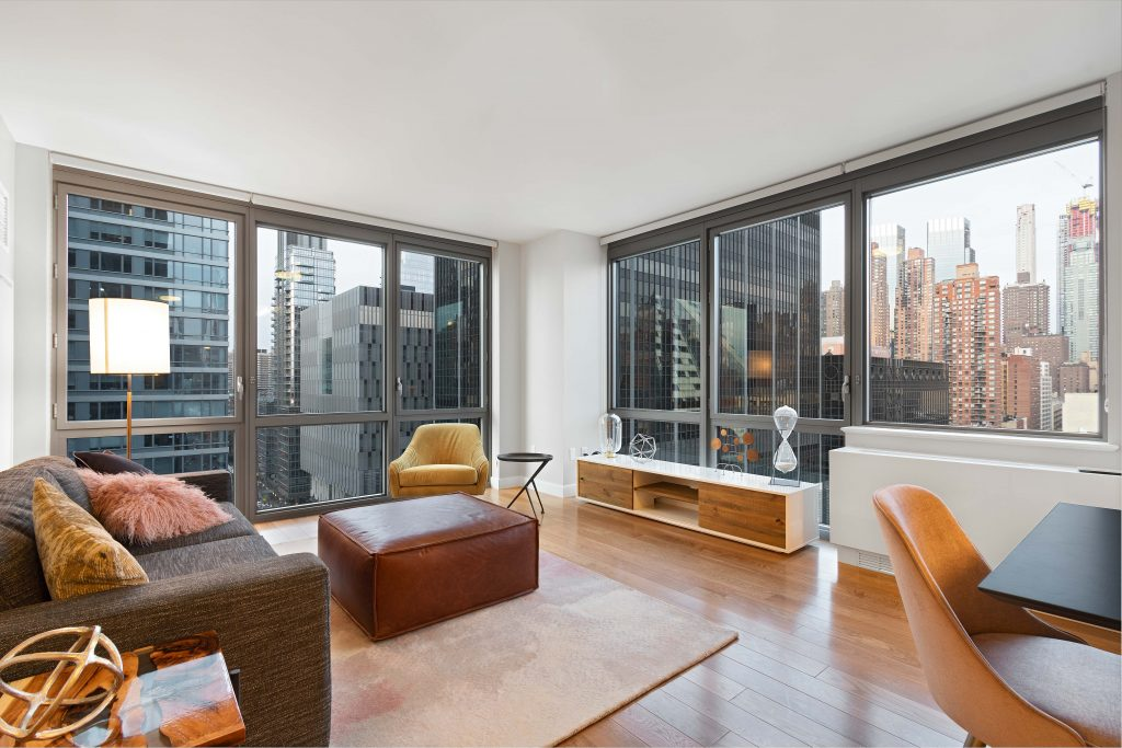 Apartment with Midtown Views at the Max