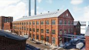 Rendering of Building 127, Brooklyn Navy Yards (S9 Architecture)