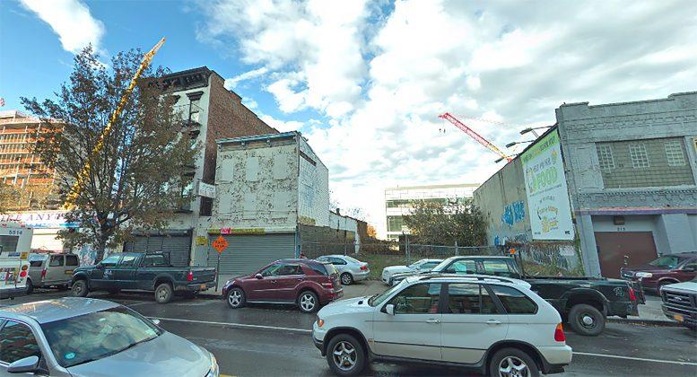212 East 125th Street in East Harlem