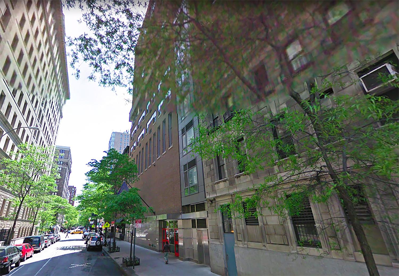 252 West 78th Street in UWS, Manhattan