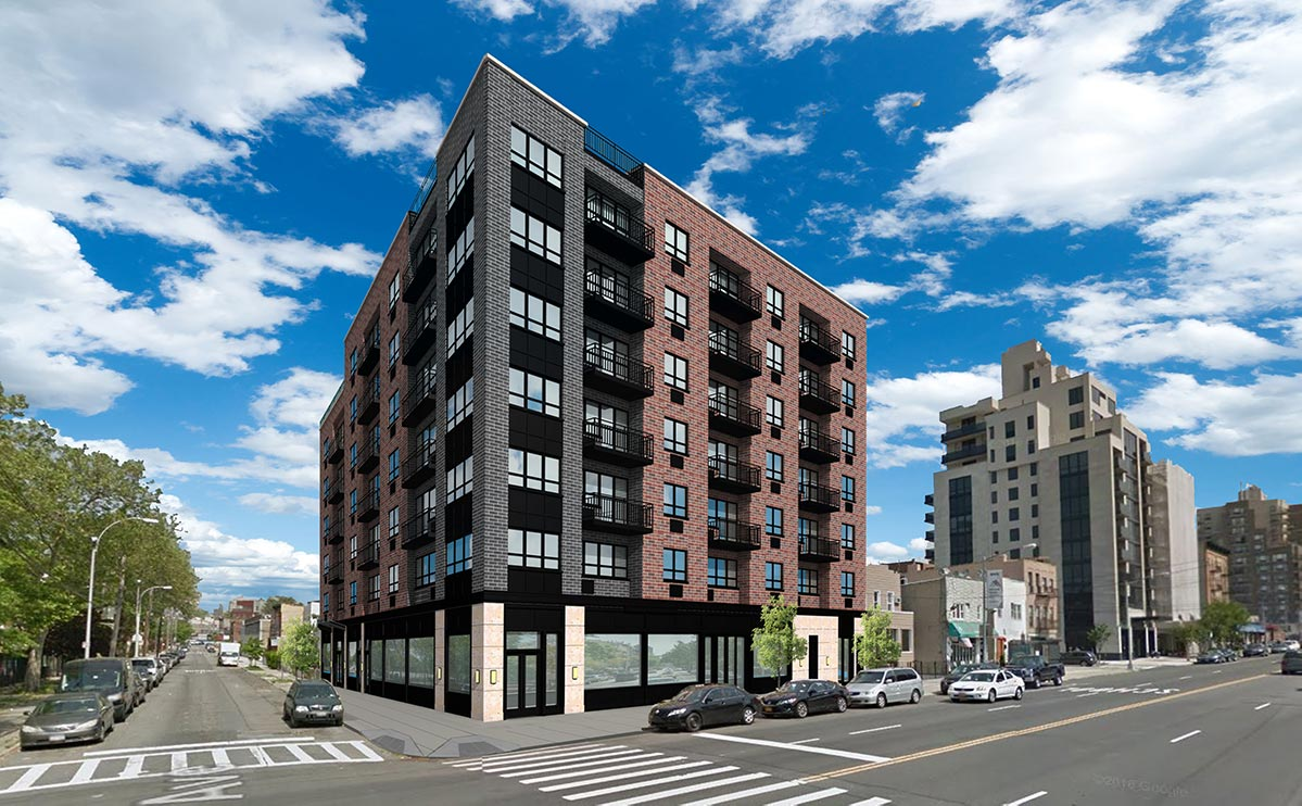 Mixed Use Development Revealed At 28 16 21st Street In