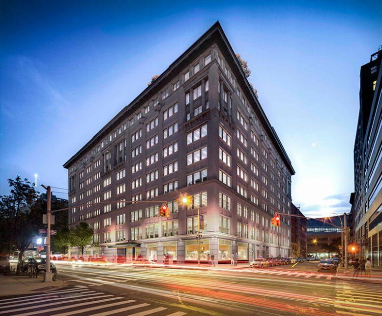 Google S Billion Dollar New York Campus Expansion Lands In Hudson