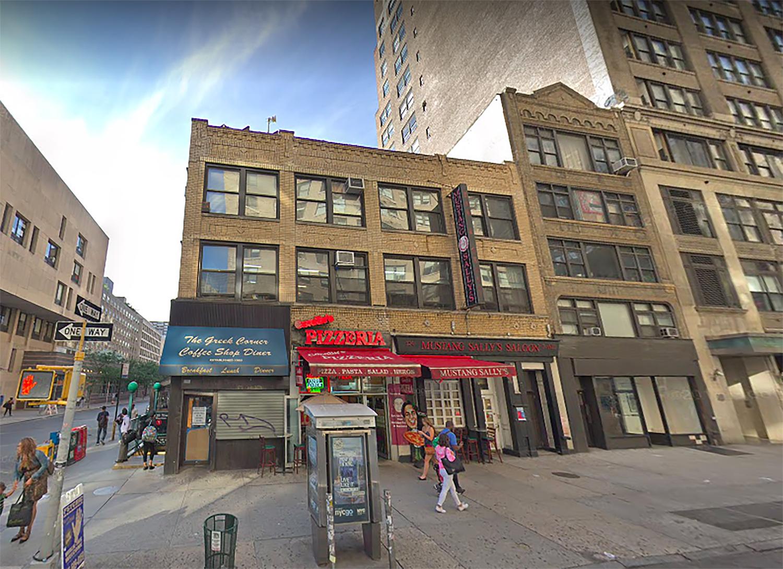 322-326 7th Avenue in Chelsea, Manhattan