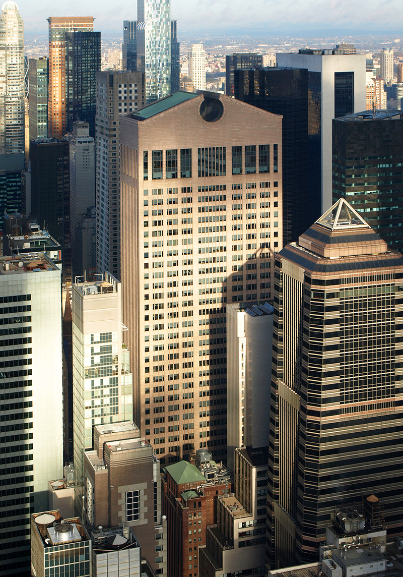 550 Madison Avenue (Credit: Center of Tall Buildings and Urban Habitat - CTBUH)