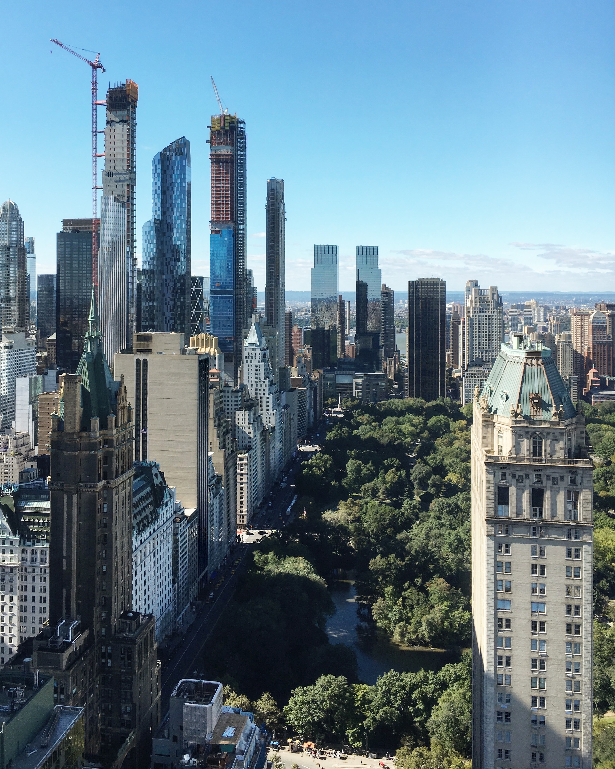 Robert Stern 15 Central Park West: Robert A. M. Stern's 520 Park Avenue Nearly Complete On