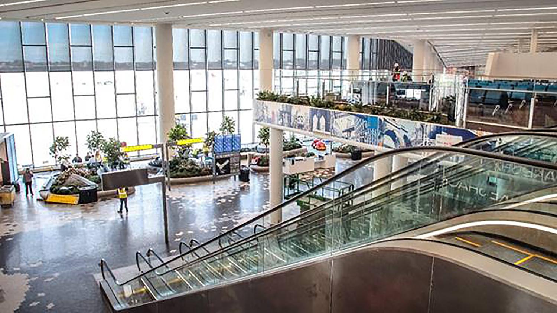 LaGuardia Airport's Terminal B
