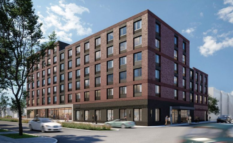 Slce Designed 516 Schroeders Avenue Revealed In East New York