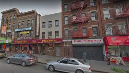 290 East 149th Street in Mott Haven, The Bronx