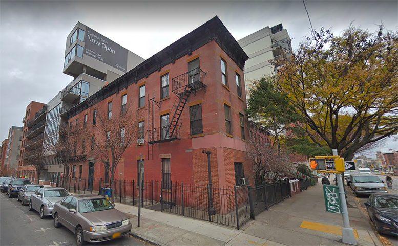 601 Baltic Street in Gowanus, Brooklyn
