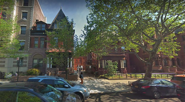 669 St Marks Avenue in Crown Heights, Brooklyn