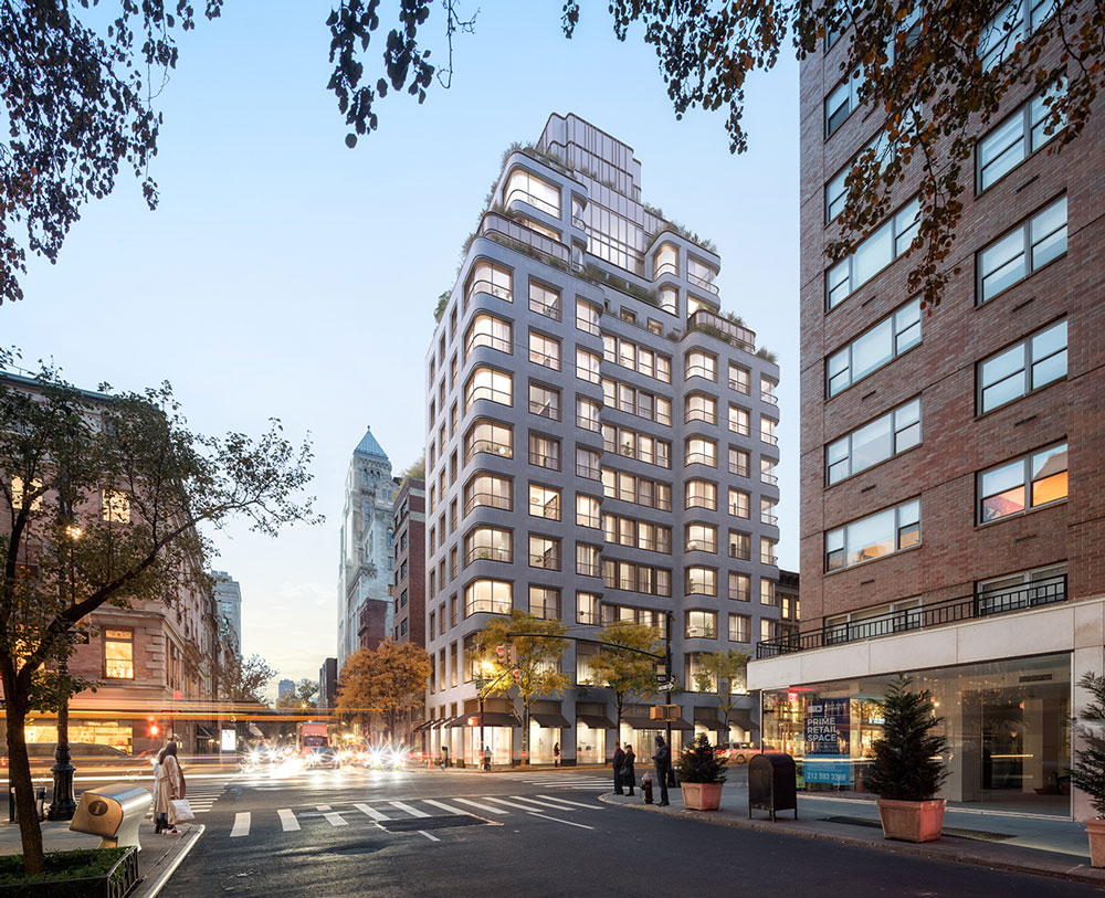 1059156b290 Giorgio Armani and SL Green Reveal Expanded Flagship Boutique and New  Residential Development at 760 Madison Avenue