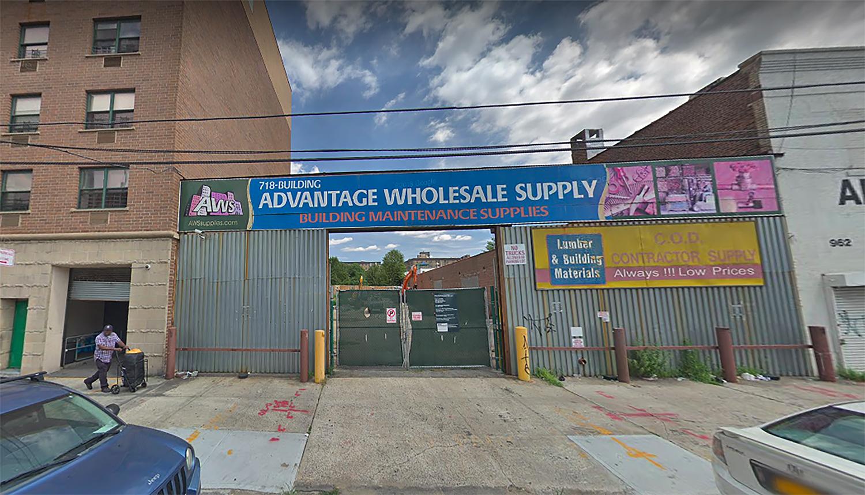 972 Washington Avenue in Morrisania, Bronx