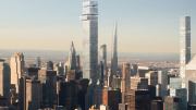Tower Fifth, rendering by TMRW via Gensler / the NY Times