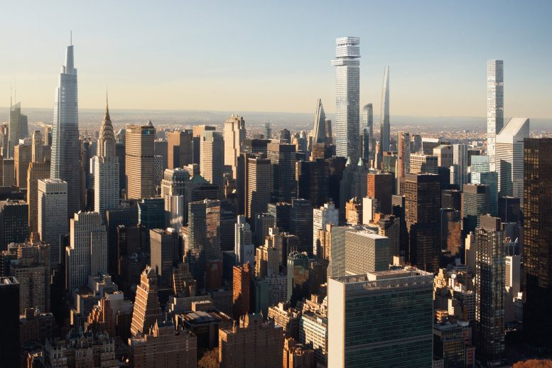 Harry Macklowe S Tower Fifth To Become New York City S Tallest