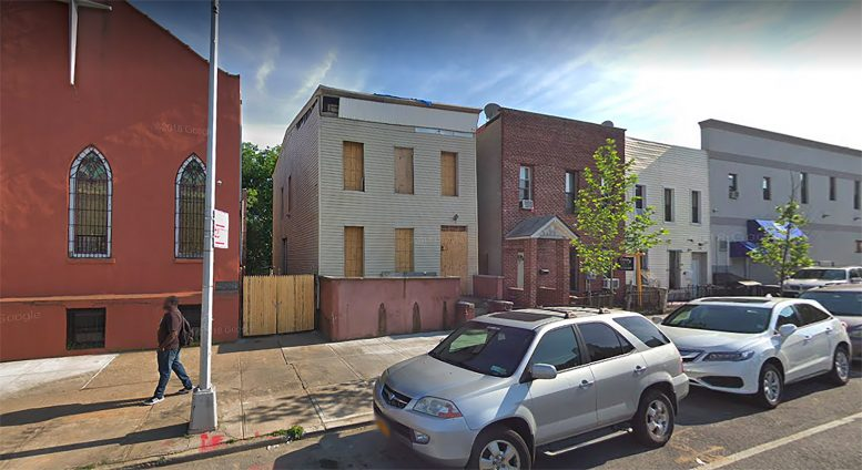 1694 St. Marks Avenue in Crown Heights, Brooklyn