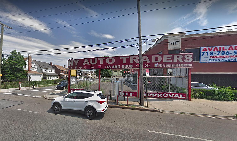 189-16 Hillside Avenue in Jamaica, Queens