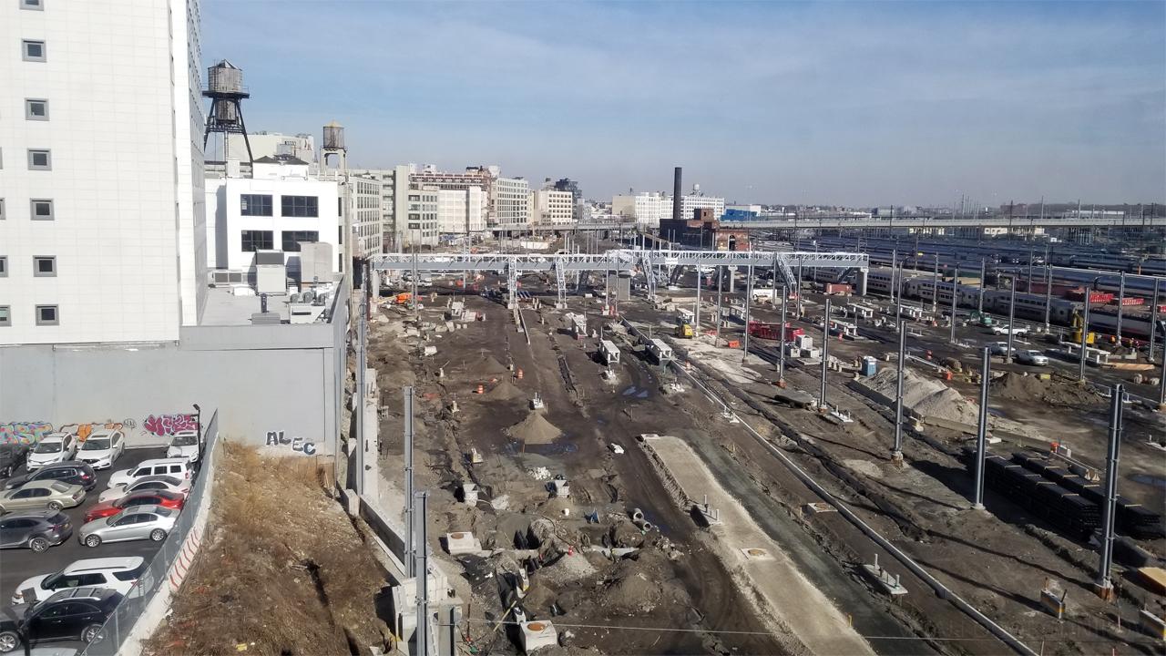 Sunnyside Rail Yard