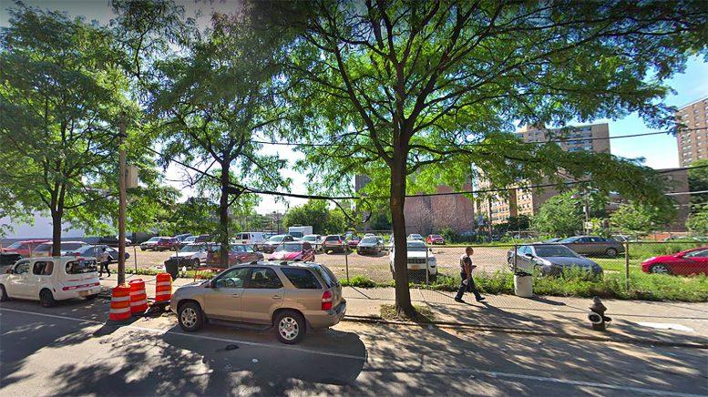 345 St Ann's Avenue in Mott Haven, Bronx