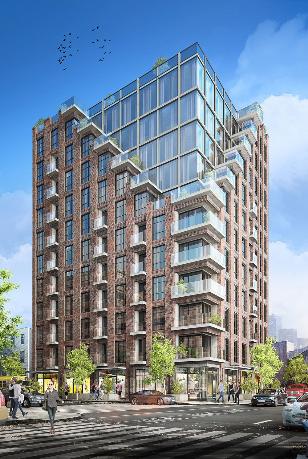 New Residential Development Revealed At 441 Fourth Avenue