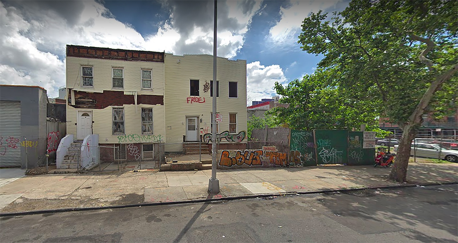 9 Patchen Avenue in Stuyvesant Heights, Brooklyn