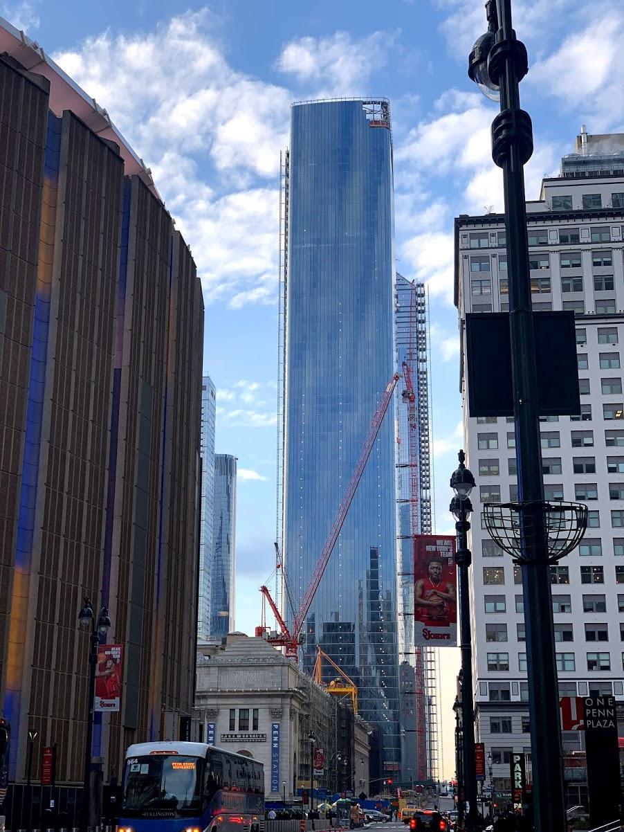 Brookfield Billion Two Manhattan West Will Rise