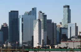 ALTA LIC and the Long Island City skyline